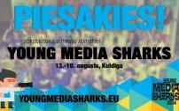 Piesakies mediju talantu nometnei līdz 15.07.