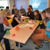 Jaunieši un deputāti diskutē par līdzdalības iespējām