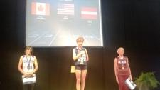 Līvānu senioriem panākumi 21. Pasaules čempionātā vieglatlētikā