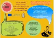 Meklē dalībniekus starptautiskam projektam Daugavpilī!