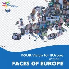 """Kļūsti par reportieri blogam """"Faces of EUrope"""""""