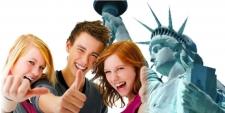 Vidusskolēniem iespēja doties uz ASV