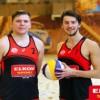 Līvāniešiem panākumi pludmales volejbolā