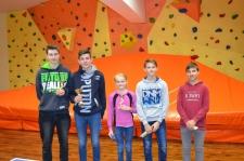 Aizvadīts rudens galda tenisa turnīrs jauniešiem