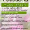 """1. aprīlī seminārs """"Pavasaris mūsu dārzā"""""""
