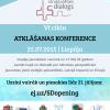 Jauniešus aicina piedalīties konferencē Liepājā