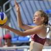 Elza Smilškalne – labākā mēneša volejboliste