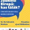 Jaunieši aicināti piedalīties konferencē