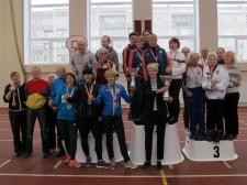 Veterānu sportā jauni sasniegumi