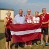 Latvijas vecmeistari sacensībās Vācijā