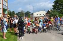 """Līvānu novada sporta svētki """"Sportot un dzīvot zaļi!"""""""