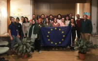"""Starptautiskās apmācībās apgūst """"Erasmus+"""" projektu kvalitātes principus"""