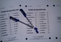 """Piedalies Eiropas vēlēšanu ģenerālmēģinājumā """"Kvartālā""""!"""