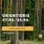 Aicinām uz orientēšanās treniņu Līvānu apkaimes mežos 27.05.-31.05!