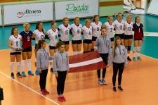 Minusas vadītās Latvijas sieviešu izlases kandidātu sarakstā ir 28 volejbolistes
