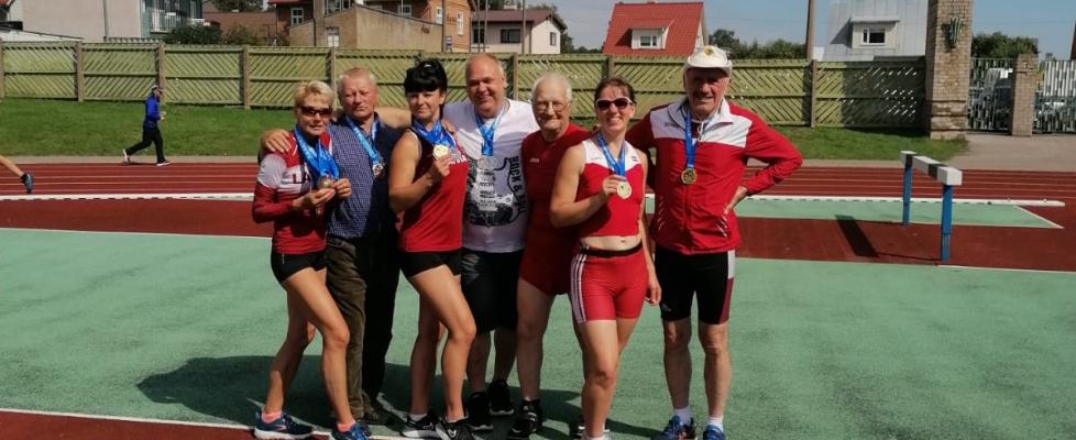 7. Baltijas čempionāts Vīlandē