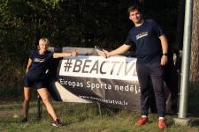 Eiropas sporta nedēļas atskats