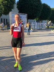 Latvijas čempionāts 20 km soļošanā