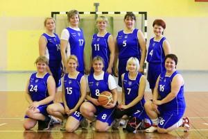 Maxibasketbols sievietēm @ Līvānu 1. vidusskola | Līvāni | Latvija