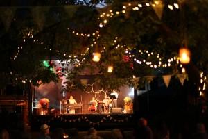 """Sajūtu koncerts """"Divas Dabas"""" @ J. Graubiņa Līvānu Mūzikas un māksas skolas dārzs"""