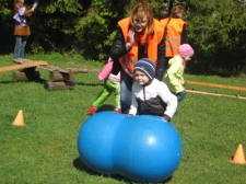 Otrie Sutru pagasta un Annas dienas sporta svētki