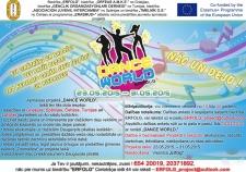 Starptautisks projekts dejas cienītājiem