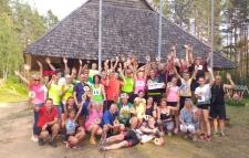 Līvānieši uzvar pirmajā Tautas triatlonā