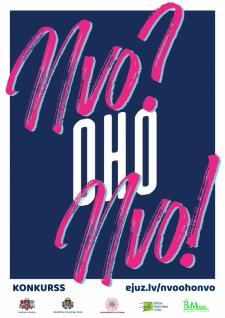 """Video konkurss jauniešiem """"NVO? Oho – NVO!"""""""