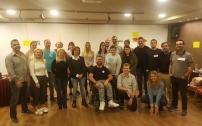 Pieredzes stāsts: Jaunatnes darbinieku mācības Albānijā